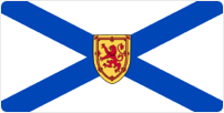 Nova Scotia flag